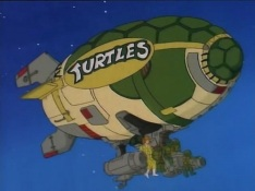 Turtle Blimp