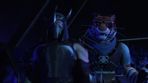 222 Shredder et Tiger Claw