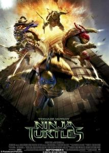 Ninja Turtles Australia poster