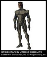 Stockman in Utrom exo suit 2k3