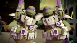 Tortues Ninja TMNT 401 - Donatello Hologramme 3