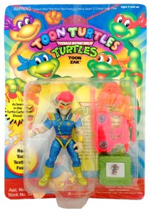 Blister Toon Zak1992 Tortues Ninja Turtles TMNT