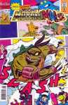 Archie Comics Mighty Mutanimals #9 Tortues Ninja Turtles TMNT