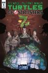 Couverture Dan Schoening TMNT - Ghostbusters 5 IDW Comic Tortues Ninja Turtles TMNT_1